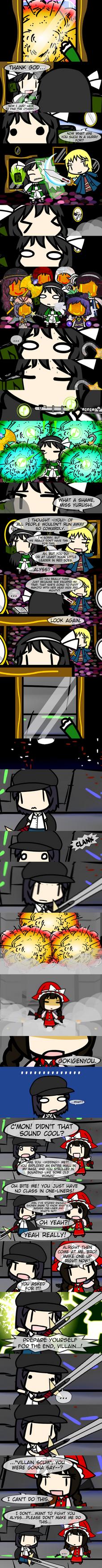 The Crossroad - Part 160 by Kigurou-Enkou