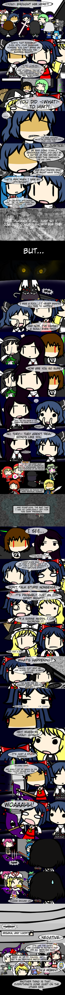The Crossroad - Part 177 by Kigurou-Enkou