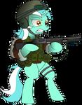 Armed Lyra