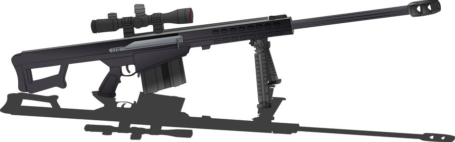 Barett M107 by ShySolid