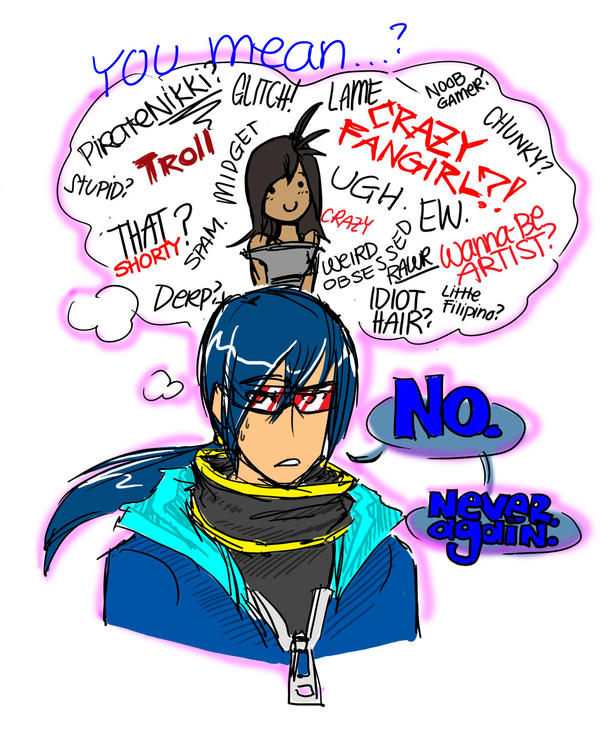 No. Never. Again. by PirateNikki