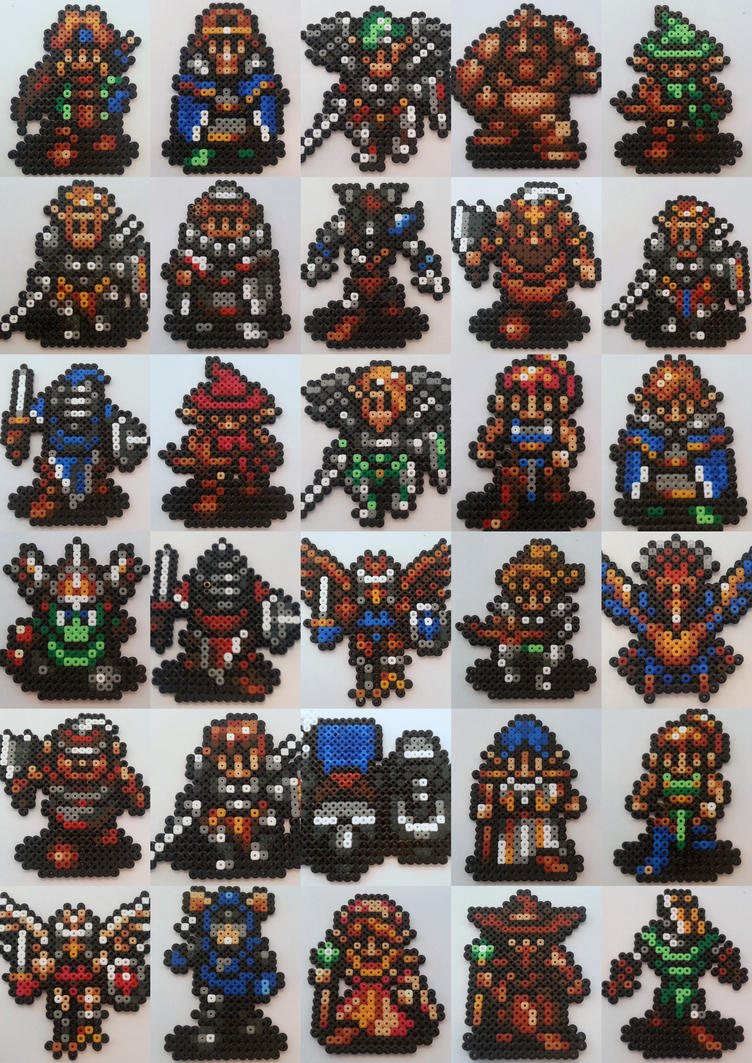 shining force 2 collage by t lahti on deviantart