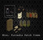 Furcadia Items - Pack 01