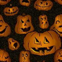 FREE - Pumpkin Wallpaper by PointyHat