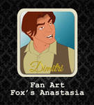 FAN ART - Dimitri
