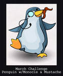 March Challenge - Day 10 - Penguin by PointyHat