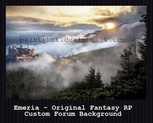 Custom Background Image - Emeria - Original RP
