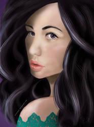 Anwen - A Portrait