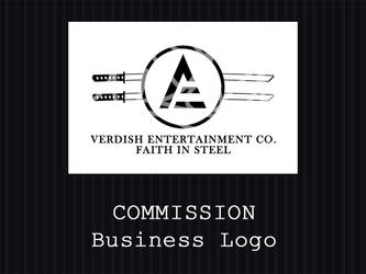 COMMISSION - Business Logo by PointyHat