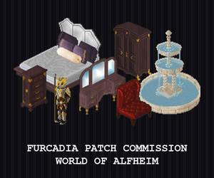 FURCADIA PATCH COMMISSION -- ALFHEIM