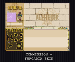 COMMISSION - FURCADIA SKIN