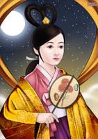 Taoist fairy by DGold123
