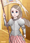 [History of France] Joan of Arc by HistoryGold777