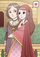 [History of Spain] Joanna of Castile #2