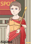 [History of Ancient Rome] Augustus
