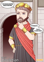 [History of Ancient Rome] Diocletian
