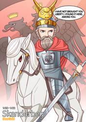 [History of Albania] Skanderbeg