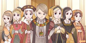 [History of England] The Tudor
