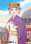 [History of Byzantine Empire] Justinian I