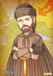 [History of Huns] Attila