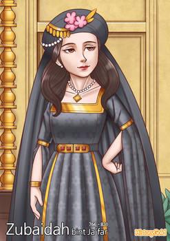 [History of Middle East_Abbasid] Zubaidah