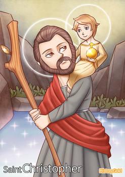 [History of Christianity] Saint Christopher