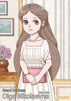[History of Russia] Grand Duchess Olga Nikolaevna