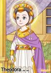 [History of Byzantine Empire] Theodora_6th century