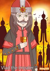 [History of Romania] Vlad the Impaler