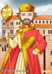 [History of Bulgaria] Simeon I of Bulgaria