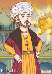 [History of Iran_Safavid Empire] Ismail I