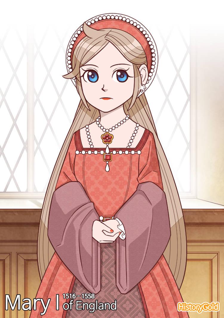 [History of England] Mary I #3