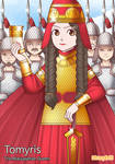 [History of Central Asia_Massagetae] Tomyris