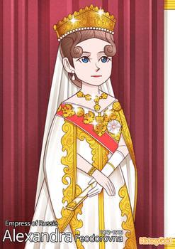[History of Russia] Alexandra Feodorovna