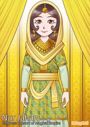 [History of India_Mughal Empire] Nur Jahan