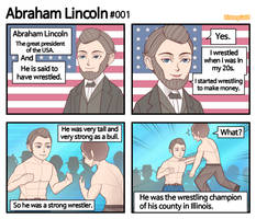 [History of USA] Abraham Lincoln #001