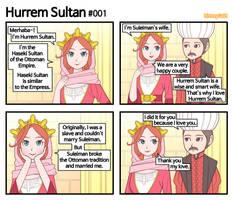 [History of Ottoman Empire] Hurrem Sultan #001