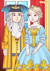 [History of Austria] Maria Theresia #7