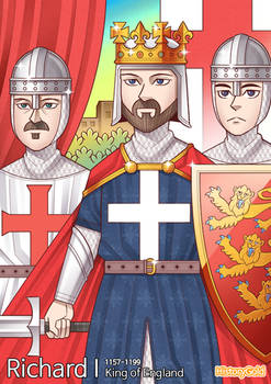 [History of England] Richard I of England