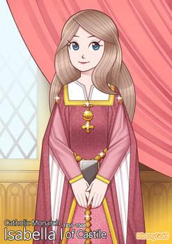 [History of Spain] Isabella I of Castile #5