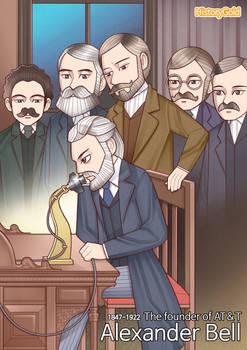 [History of USA] Alexander Graham Bell