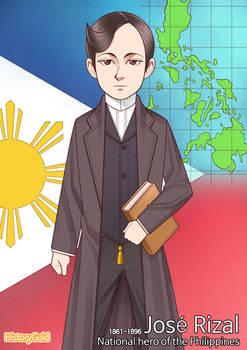 [History of Philippines] Jose Rizal