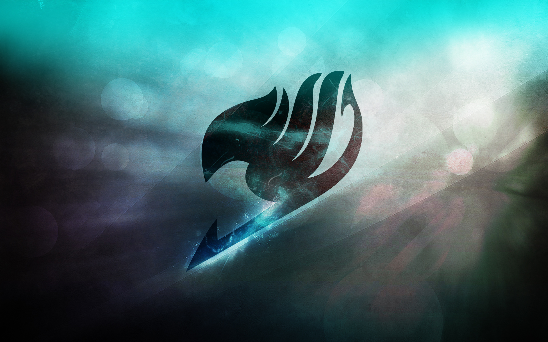 Fairytail logo wallpaper by Cyropath on DeviantArt