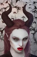 Maleficent by TobyFoxArt