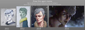 Draw this again 2011 to 2015