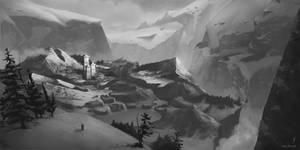 Mountain Top Village Concept
