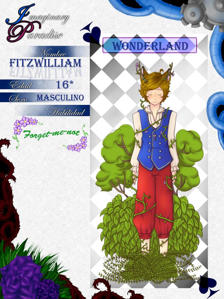 IP - Fitzwilliam - Wonderlad by yuzukirawrs