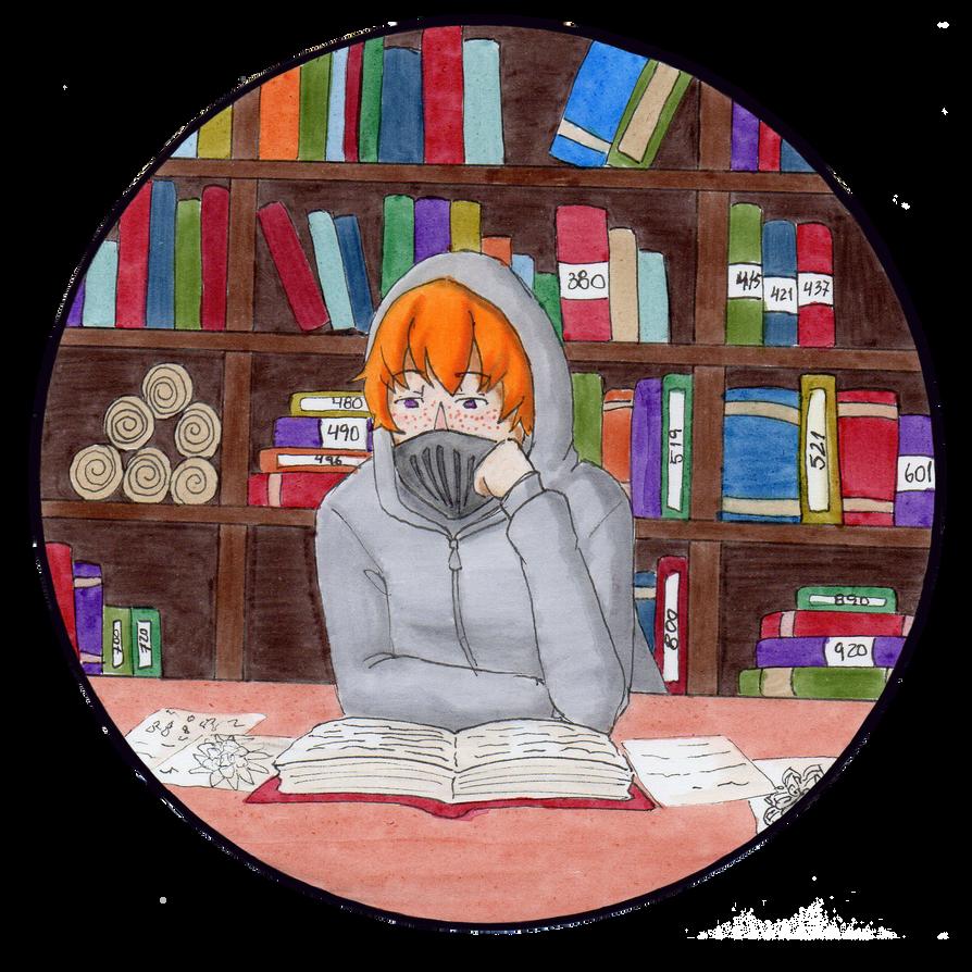 [AC] Oficio 1 - Biblioteca by yuzukirawrs