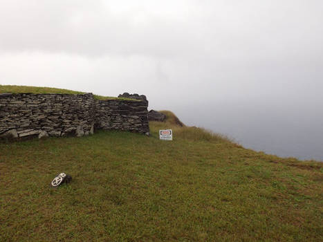 History eroding at Easter Island