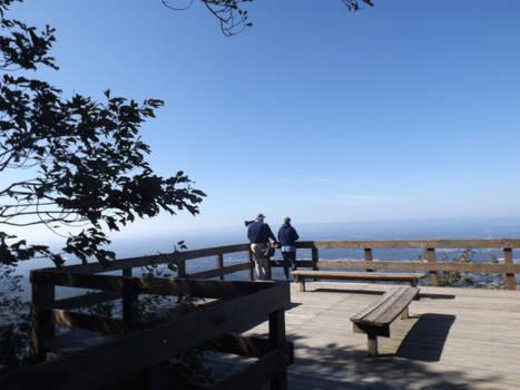 Fort Mountain, Georgia - Overlook